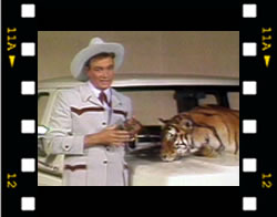 Cal Worthington and His Dog Spot! Tiger